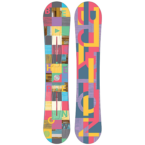 Burton Feather Womens Snowboard 2017, , 600