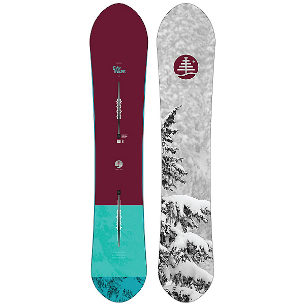 Burton Day Trader Womens Snowboard 2017, , 600