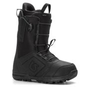 Burton Moto Snowboard Boots 2018, Black, medium