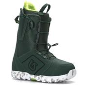Burton Moto Snowboard Boots 2018, Green, medium