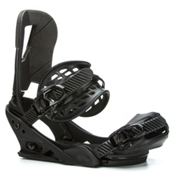 Burton Cartel Snowboard Bindings 2017, Black, medium