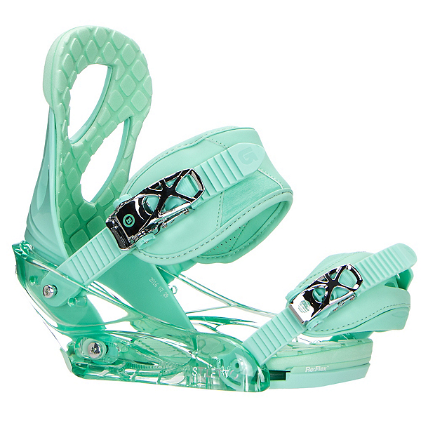 Burton Stiletto Womens Snowboard Bindings, , 600