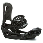 Burton Cartel EST Snowboard Bindings 2017, Black, medium