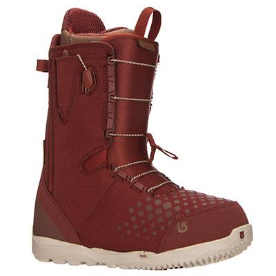 Burton AMB Snowboard Boots 2017, Wino, viewer