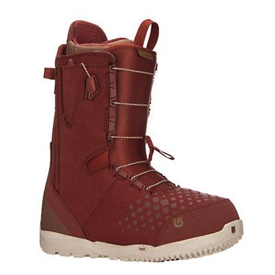 Burton AMB Snowboard Boots, Wino, viewer