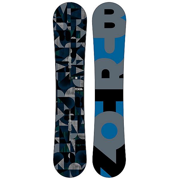 Burton Clash Snowboard 2017, 155cm, 600