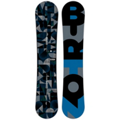 Burton Clash Wide Snowboard 2017, 157cm Wide, medium