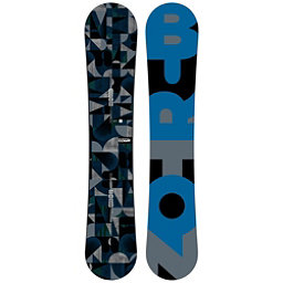 Burton Clash Wide Snowboard 2017, 160cm Wide, 256
