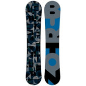 Burton Clash Wide Snowboard 2017, 164cm Wide, medium