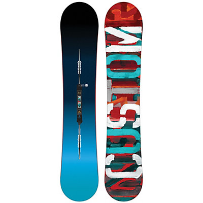 Burton Custom Flying V Wide Snowboard, , viewer