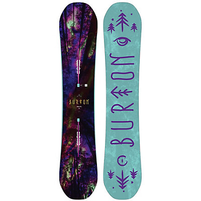 Burton Deja Vu Womens Snowboard 2017, , viewer