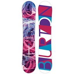 Burton Feelgood Flying V Womens Snowboard 2017, , 256