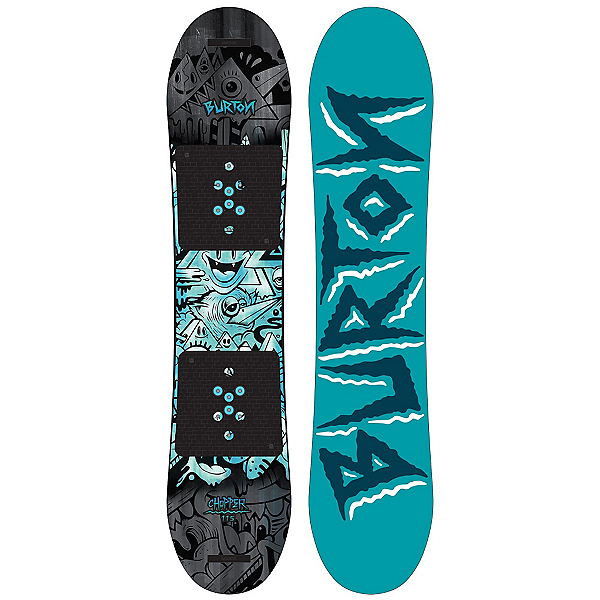 Burton Chopper Boys Snowboard 2017, , 600