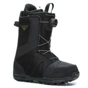 Burton Highline Boa Snowboard Boots 2017, Black, medium