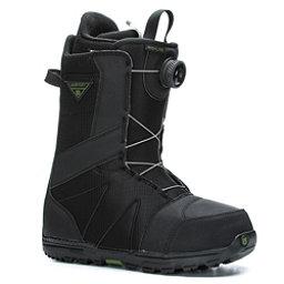 Burton Highline Boa Snowboard Boots 2017, Black, 256