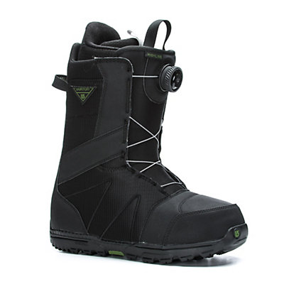 Burton Highline Boa Snowboard Boots 2017, Black, viewer