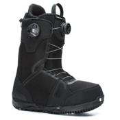 Burton Concord Boa Snowboard Boots 2017, Black, medium