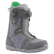 Burton Concord Boa Snowboard Boots, Gray-Green, medium