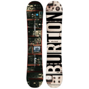Burton Blunt Wide Snowboard 2017, , medium
