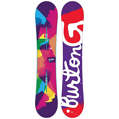 Burton Genie Womens Snowboard 2017, , viewer
