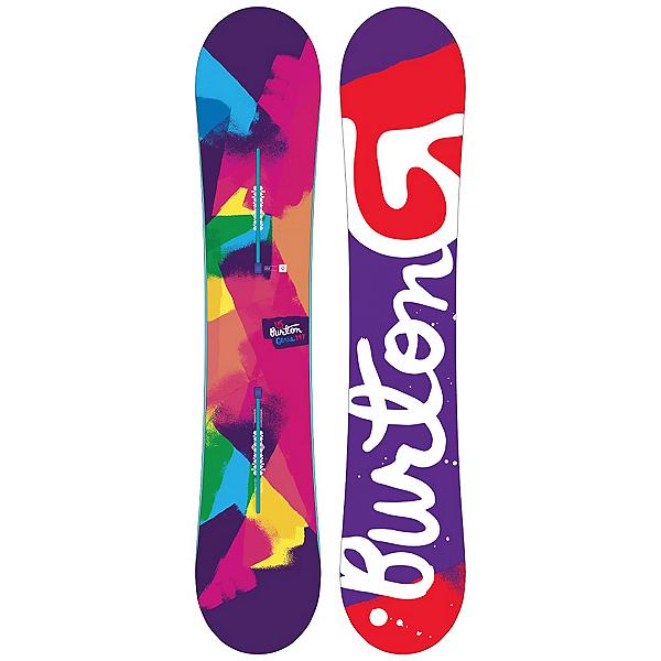 Burton Genie Womens Snowboard 2017, , 600