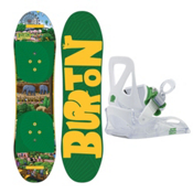 Burton After School Special Kids Snowboard Package 2017, , medium