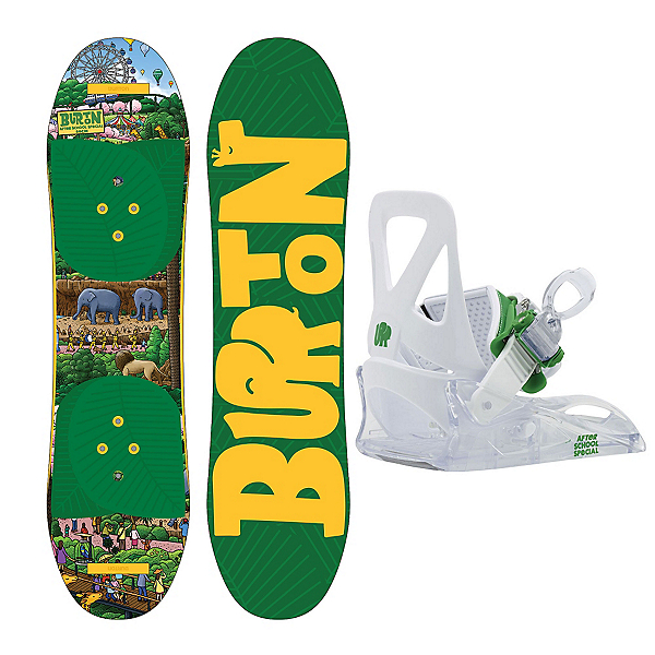 Burton After School Special Kids Snowboard Package 2017, , 600