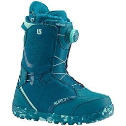 Burton Limelight Boa Womens Snowboard Boots, The Teal Deal, 256