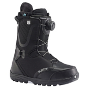 Burton Limelight Boa Womens Snowboard Boots 2017, Black, medium