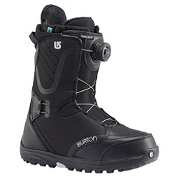 Burton Limelight Boa Womens Snowboard Boots 2017, Black, 256