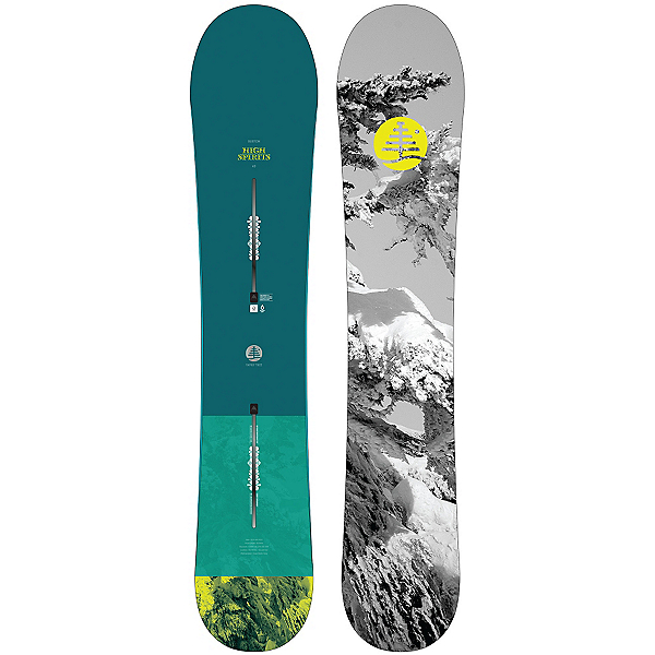 Burton High Spirits Womens Snowboard 2017, , 600