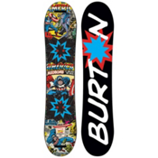 Burton Chopper LTD Marvel Boys Snowboard 2017, 110cm, medium
