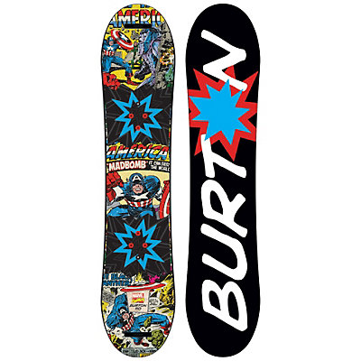 Burton Chopper LTD Marvel Boys Snowboard 2017, 90cm, viewer
