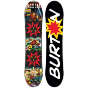 Burton Chopper LTD Marvel Boys Snowboard, 115cm, medium