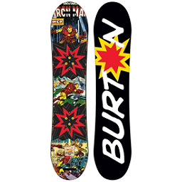 Burton Chopper LTD Marvel Boys Snowboard 2017, 115cm, 256