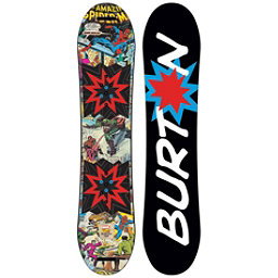 Burton Chopper LTD Marvel Boys Snowboard 2017, 120cm, 256