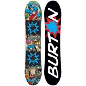 Burton Chopper LTD Marvel Boys Snowboard 2017, 130cm, medium