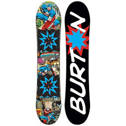 Burton Chopper LTD Marvel Boys Snowboard 2017, 130cm, 256