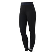 Newland Anita Womens Long Underwear Pants, Black-White, medium