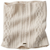 Sorel Addington Lux Cowl Scarf Womens Hat, Bisque, medium