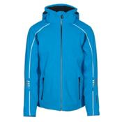 Rh+ Logo Mens Insulated Ski Jacket, Blue Surf-Petrol, medium