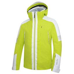 Rh+ Zero Mens Insulated Ski Jacket, Acid Green-White, 256