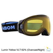 Abom One Goggles 2018, Lumen Yellow, medium