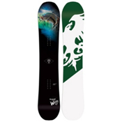 Never Summer West X (Wide) Snowboard 2017, , medium