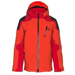 Spyder Speed Boys Ski Jacket, Rage-Red-Black, 256