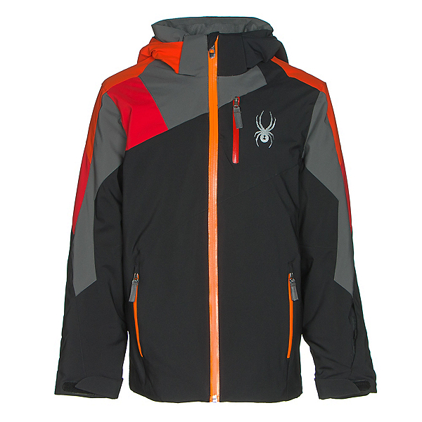 Spyder Avenger Boys Ski Jacket (Previous Season), , 600