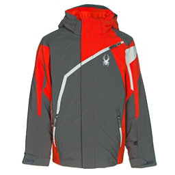 Spyder Challenger Boys Ski Jacket (Previous Season), Polar-Rage-Cirrus, 256