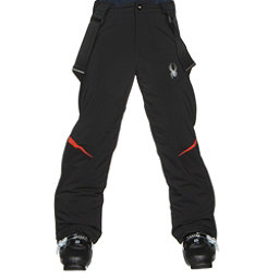Spyder Force Kids Ski Pants (Previous Season), Black-Rage, 256