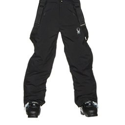 Spyder Force Plus Kids Ski Pants, Black, 256