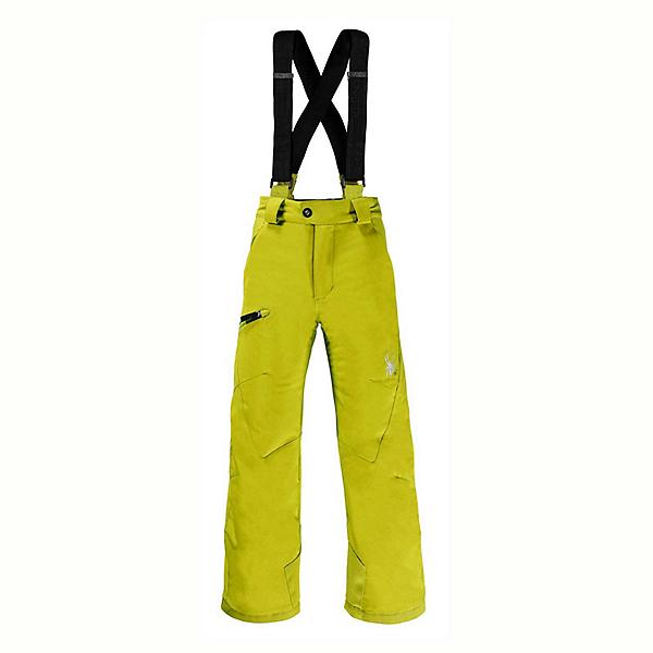 Spyder Propulsion Kids Ski Pants (Previous Season), Sulfur, 600